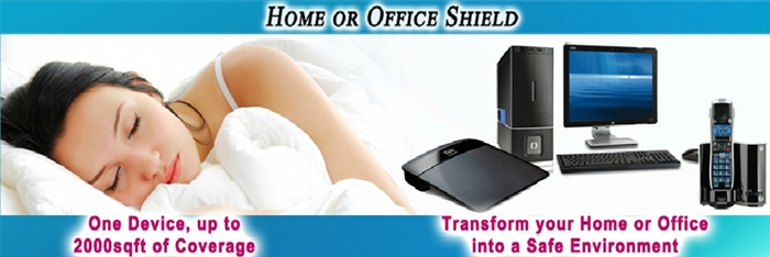 Home or Office EMF Shield